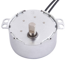220~240V metal shaft AC Synchronous Motor with high torque