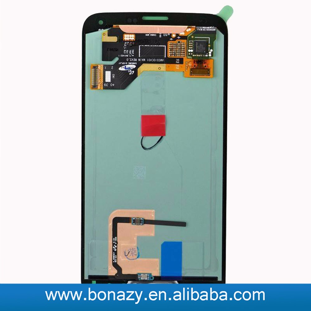 Original quality 100% tested lcd display assembly for samsung galaxy s5 g900f