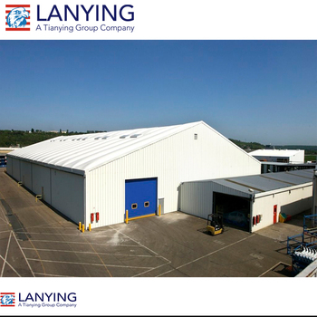 Beautiful Eps Sandwich Panel Construction Lowest Price Steel Structure Warehouse,  Workshop, Metal Plant Sandwich Panel