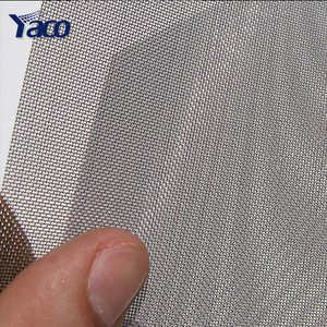 Rough 6 8 10 12 14 Mesh Crimped Stainless Steel Wire Mesh Plate For Coal Mine
