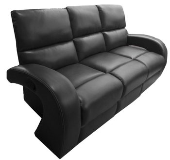 Cheers Furniture Recliner Sofa Reclining 3 Seat Sofa
