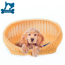 Hoopet Outdoor Bamboo Dog House