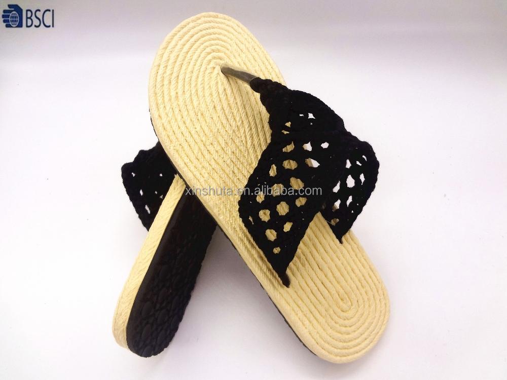 Venta al por mayor pantuflas de crochet-Compre online los mejores ...