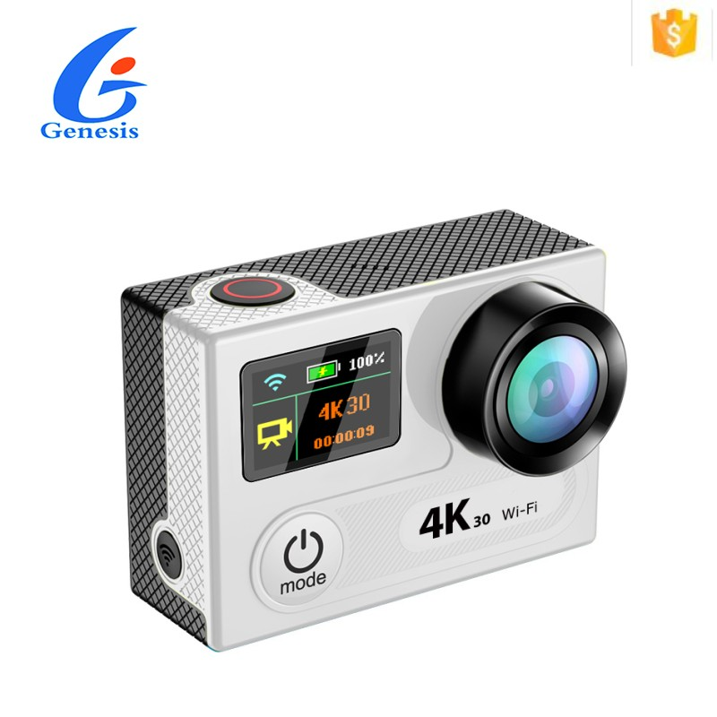 "Fashionable Sports Equipment 2.0"" 4k WIFI Mini Camera with OEM design"