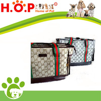 Fashion Design Pet Bag Dog Totes Pet Carriers Dog Bag Cat Carrier Puppy Carrier
