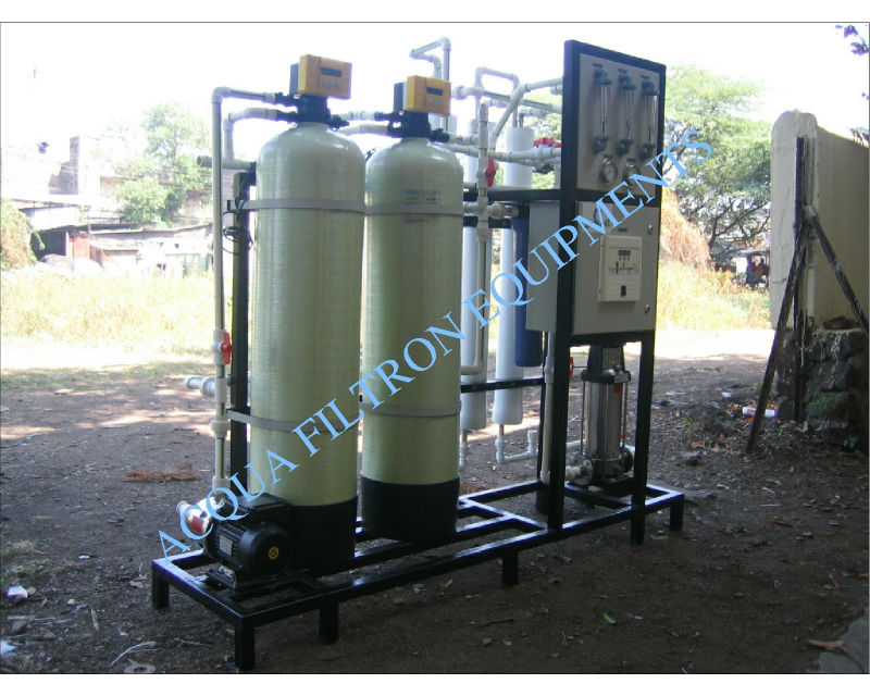 250L/H ro water treatment system
