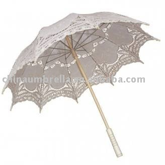 angle Wedding dress umbrella craft decorative umbrella