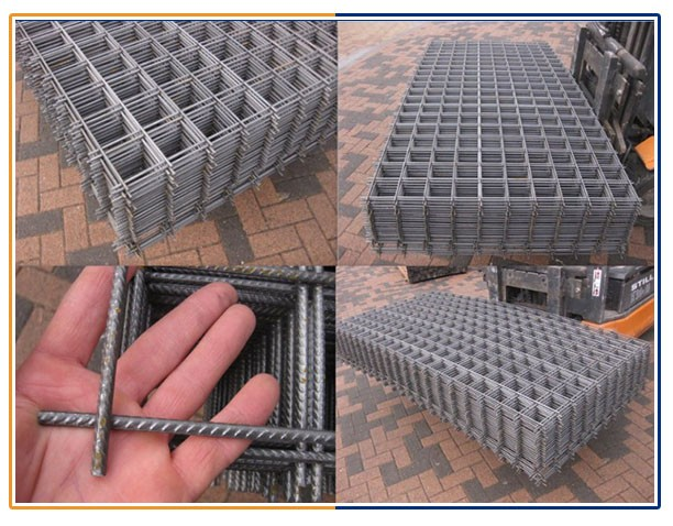 2*2 galvanized welded wire mesh for fence panel