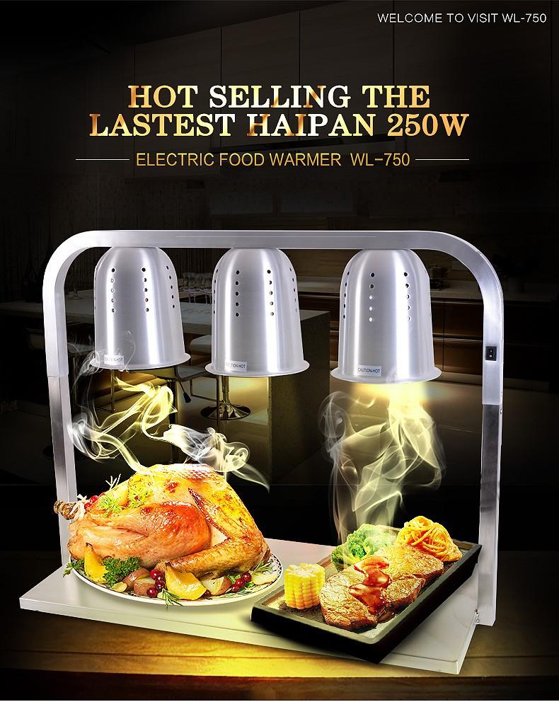 Hotel restaurante de equipos de cocina doble buffet for Equipos restaurante