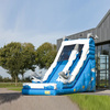 Dolphin Slide inflatable for kids