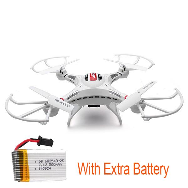 F11323-A Extra Battery JJRC H8C 4CH 2.4G 0.3MP Camera RC Quadcopter FPV Uav