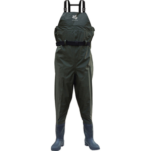 Waterproof Chest Waders Adult Plus Size Women Nylon Wader Custom Made Waders with Anti-slip Boots Wading Shoes