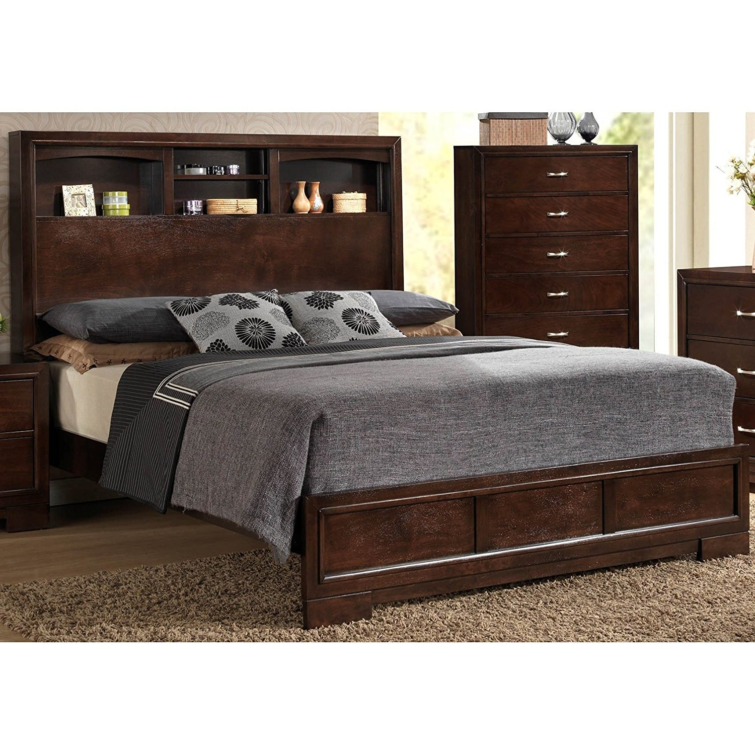 All In One Unit Only 1 Minute Set Up Also Available In Twin Xl Full Queen King Cal King Box Spring Boschettu Struttura Base Replaces Foundation And Bedframe Twin Bedroom Furniture Furniture Kalingauniversity Ac In