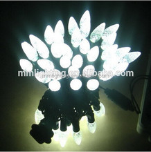 Led C6 UL approved string light/C6 christmas led string light Ip65 outdoor decoration