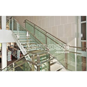 Idées Pour Moderne Rampes D\'escalier Intérieur Balustrade Hauteur ...