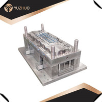 yuzhuo injection molding machine 350 ton 3d wall panel modern mould concrete pillar air-compressors gasoline