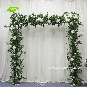 Gnw flwa170904 004 artificial green leaf large wedding arch decor gnw flwa170904 004 artificial green leaf large wedding arch decor for sale junglespirit Choice Image