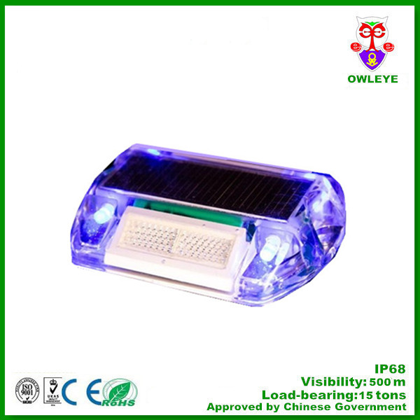 Solar Led Road Marker Lights,Cat Eye Led Lights,Solar Flashing ...