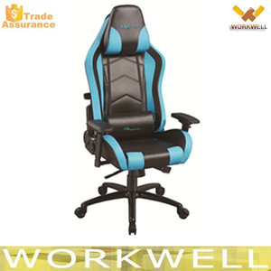 workwell new high top pc gaming chair/ cool gaming chair