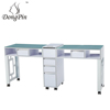 double nail manicure table furniture