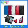 High quality super slim cell phone protective case for iphone 5