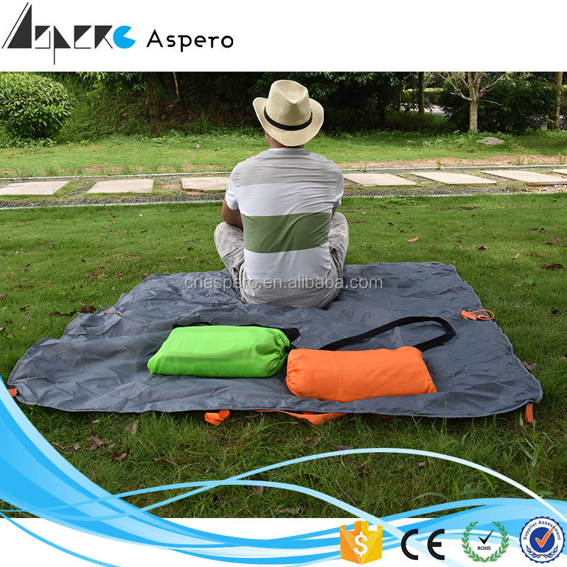 Factory Price Multi Functiona Miscato Outdoor Camping Mat Travel Folding  Wood Picnic Table Carry Bag