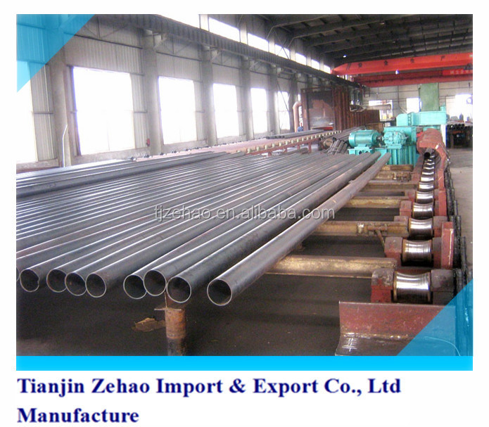 High precision seamless bundy pipe, oil pipe, gas pipe