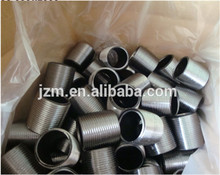 Electro Galvanized NPT Thread Close Nipple Quick Connect Toilet Accessory
