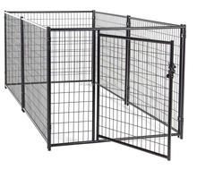 Wholesale Large outdoor enclosure for pet house/welded wire dog kennel