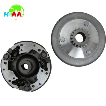 Bullet Train Electric Start Engine Automatic Clutch