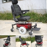 2018 hot sale power wheelchair/electric wheelchair/motorized wheelchair for sale with CE