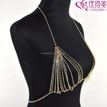1dfe3008c1cb98 Add to Favorites · Rhinestone Bra Body Chain Harness Body Jewelry Factory  Wholesale 1222F