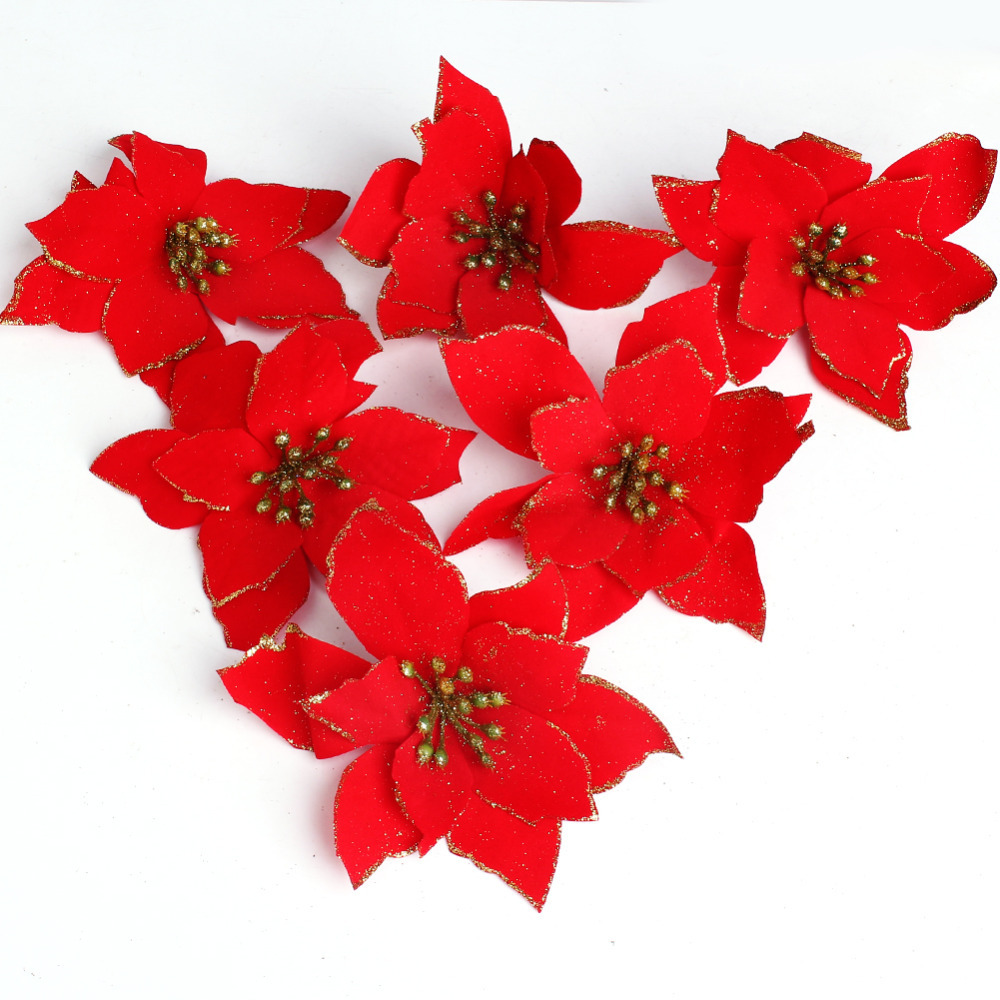 Cheap Red Christmas Flower, find Red Christmas Flower deals on ...