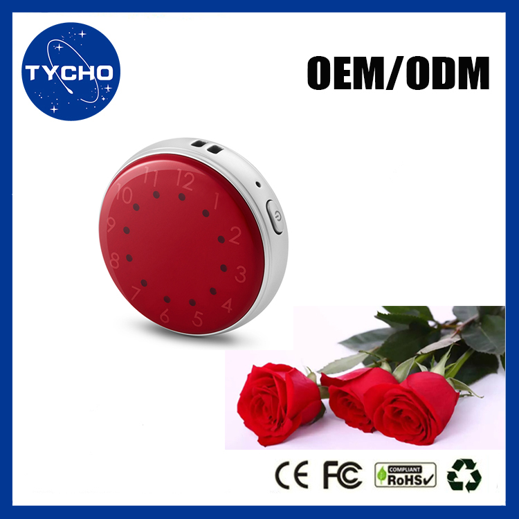 Mini Portable GPS Personal Locator Tracking Device Automatic Answering GPS Tracker Small GPS Tracker With Battery