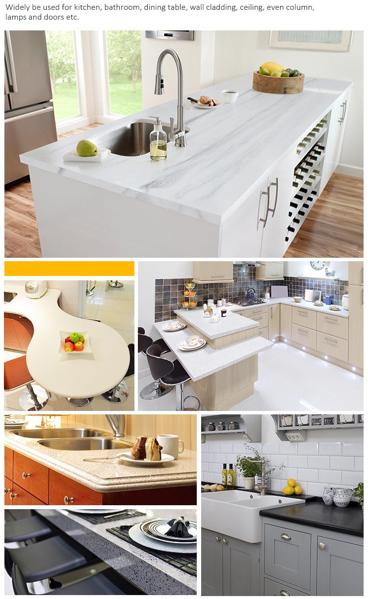 Korean Pure White Texture Pattern Quartz Stone Solid Surface ...