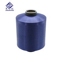 40150 / 36F dyed core spun polyester covered spandex yarn