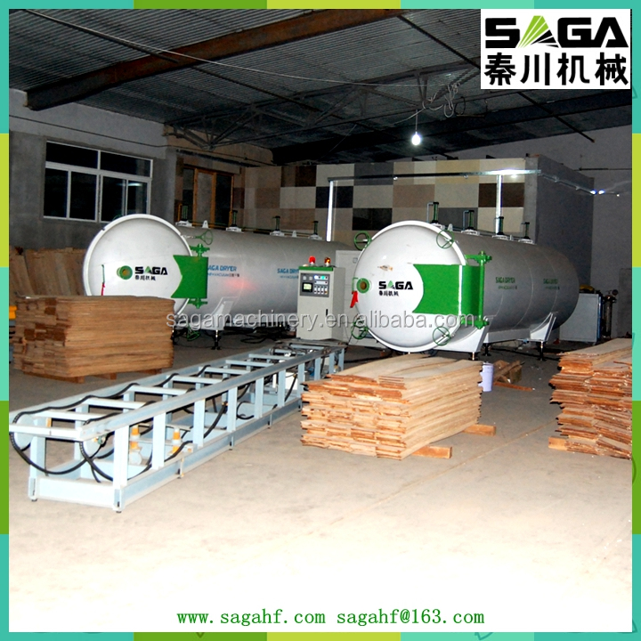 High Frequency Vacuum Wood Drying Kiln Timber Drying Kiln HFVD120-SA