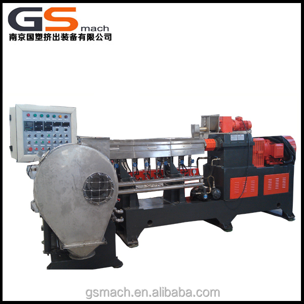 GS 40 low price plastic compounding line products made from price of abs granules
