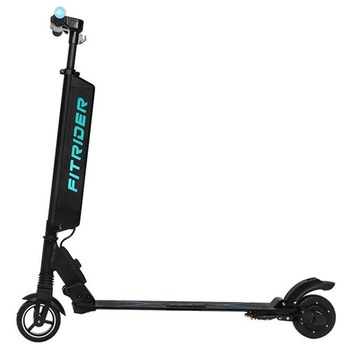 Battery Power Foldable Fitrider F1 Electric Scooter With Lithium Battery