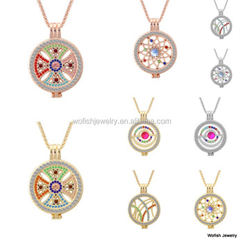 Fashion My Coin Design Coin Photo Frame Locket Necklace For Girl ...
