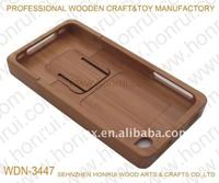 Wooden(Bamboo) case for Iphone4