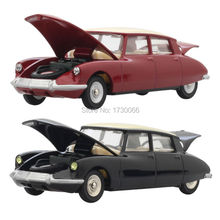 THE DINKY CLASSIC CAR MODEL 530RED 530BLACK SET 2PCS 19 CITROEN SERIE LIMITEE Alloy Resin Two