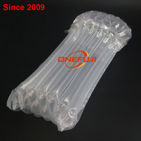 7 Column Wine Bottle Protector Bubble Roll Wrap Bags Sleeves Glass Travel Transport Air filled Column Leakproof Cushioning