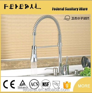 FEDERAL PULLDOWN KITCHEN FAUCET 2 FUNCTION PULLDOWN SPRAY