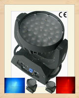 Hot wholesale LED MOVING WASH 36RGBW ZOOM
