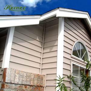Hot selling eco-friendly waterproof vinyl siding exterior wall cladding