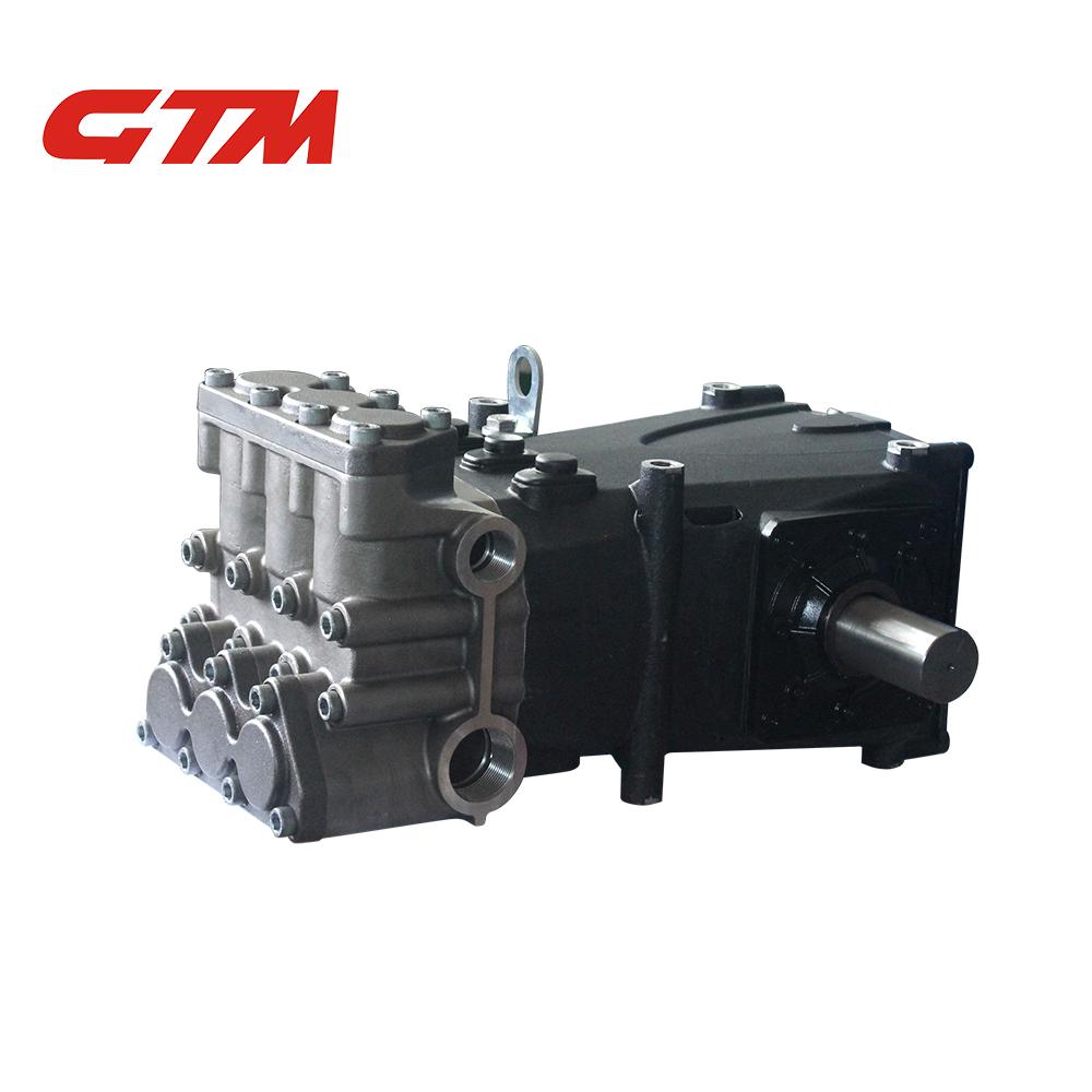 Hydraulic spray double axial piston plunger pump