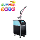 HONKON 1064nm/532nm Yag Laser Tattoo Removal And Face Skin Tightening Beauty Salon Instruments