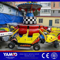 Children Games, Theme Park Rides Jumping Bounce Car for Sale