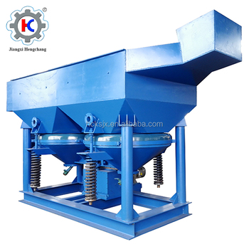Gravity Separation Gold Mining Jig Machine For Gold